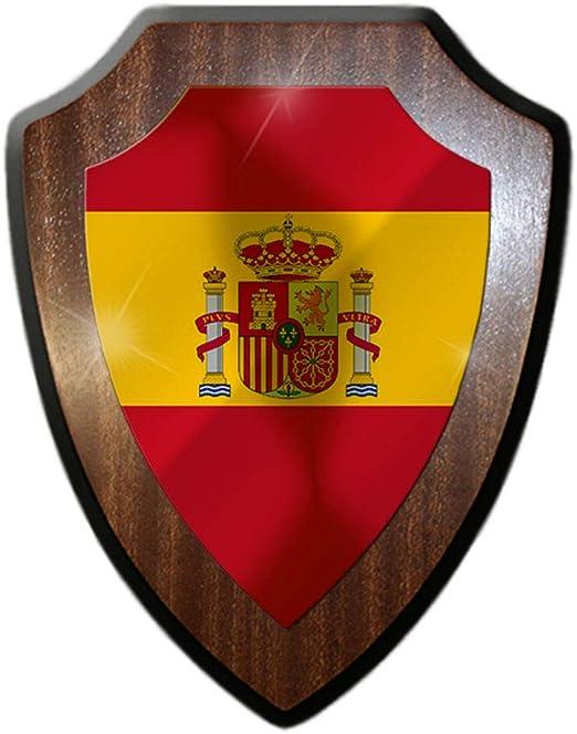 Letrero de pared de España Reino de Espana Español Madrid Fútbol ...