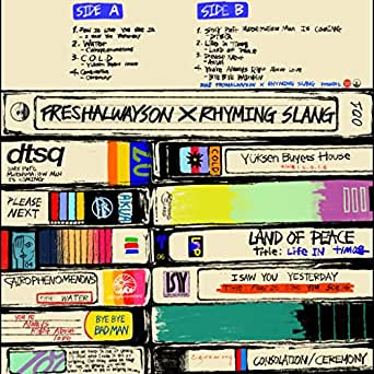 Freshalwayson X Rhyming Slang By Various Artists On Amazon Music