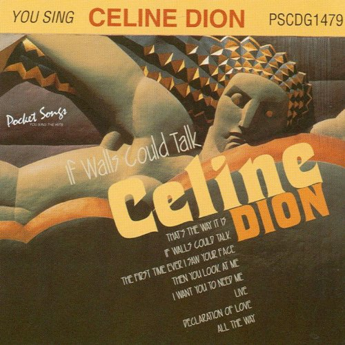 the-hits-of-celine-dion-if-walls-could-talk