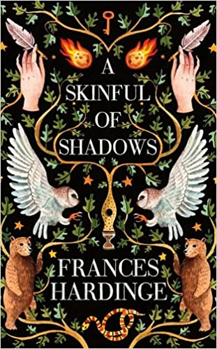Image result for Frances Hardinge: A Skinful of Shadows.