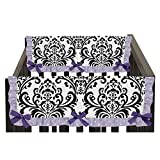 Sloane Collection Side Crib Rail Guard Covers