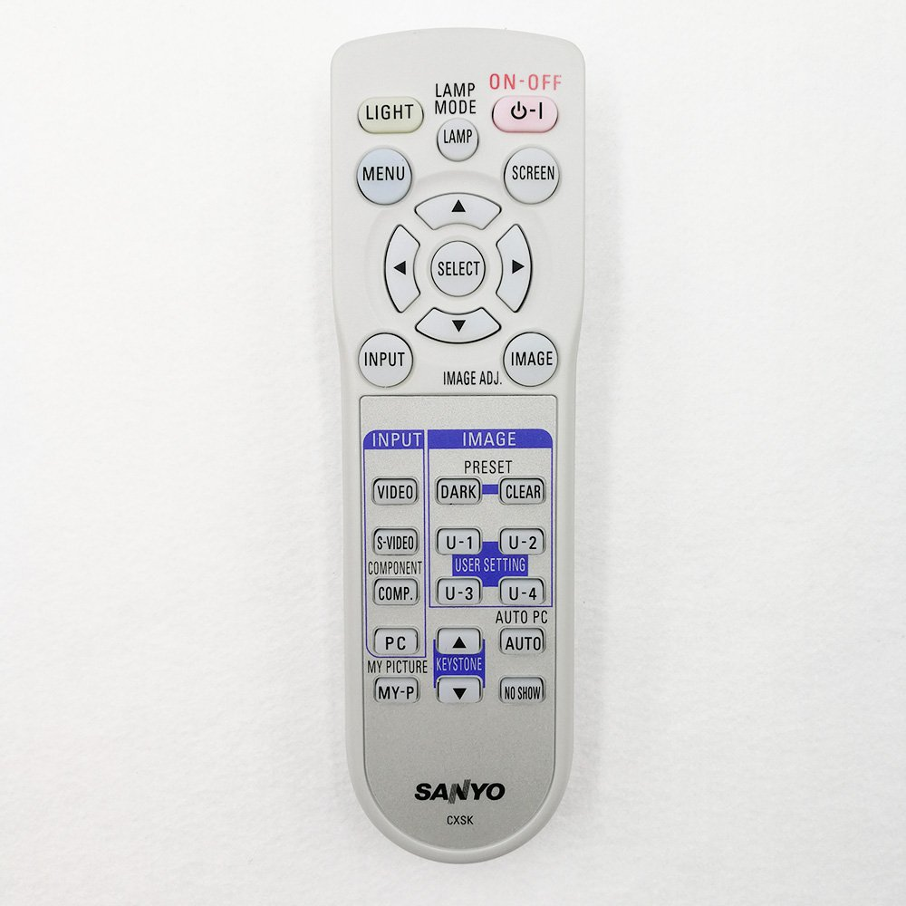 original remote control CXSK for sanyo PLV-Z1X projectors by jiayetong