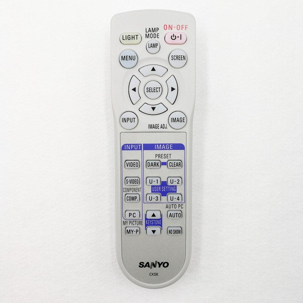 original remote control CXSK for sanyo PLV-Z1X projectors