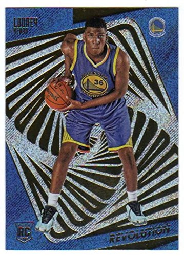 2015-16 Panini Revolution Basketball Rookies RC #128 Kevon Looney Warriors