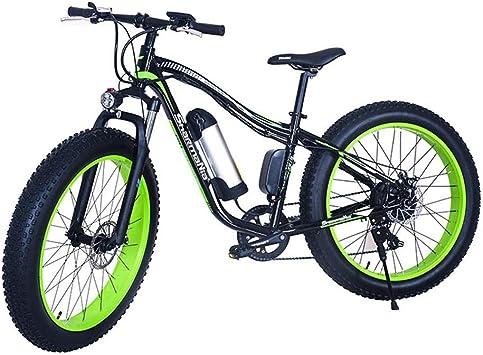 Hokaime Bicicleta eléctrica, Cuadro Plegable, Motor eléctrico 36V ...
