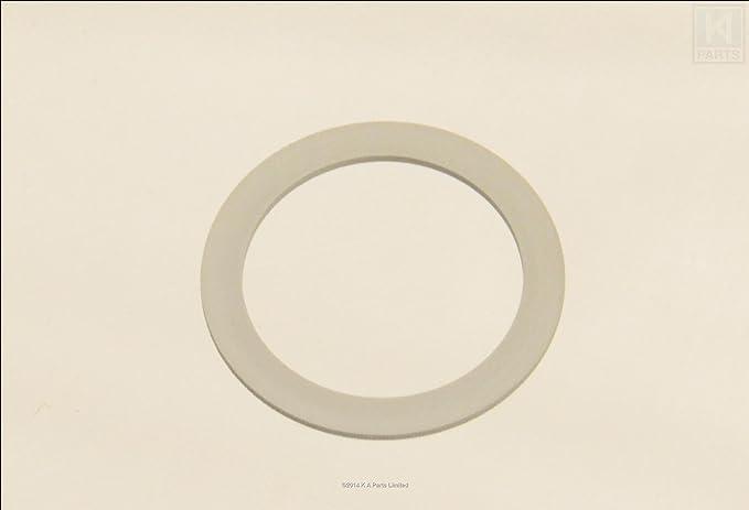 Junta del aro de sellado para cuchilla de batidora Sunbeam Oster, diámetro exterior aproximado=67 mm, diámetro interior=51 mm, grosor 1.75 mm: ...