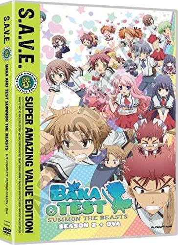Baka & Test: Season 2 - S.A.V.E.