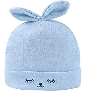 TININNA Bonnets Nouveau Né Coton Crochet Papillons Chapeau Unisexe Bébé  Garçon Fille Naissance Tricot Hat Cap 6d576dd6e92
