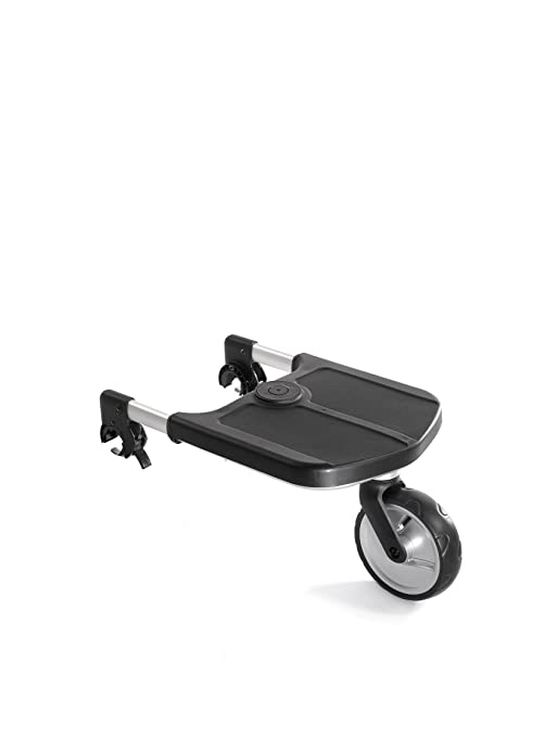 Mutsy Igo and Evo Stroller Step-up Board Attachment, Black by Mutsy