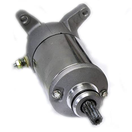 amazon com: caltric starter fits suzuki 250 lt-f250 ozark 246cc 2002-2009:  automotive