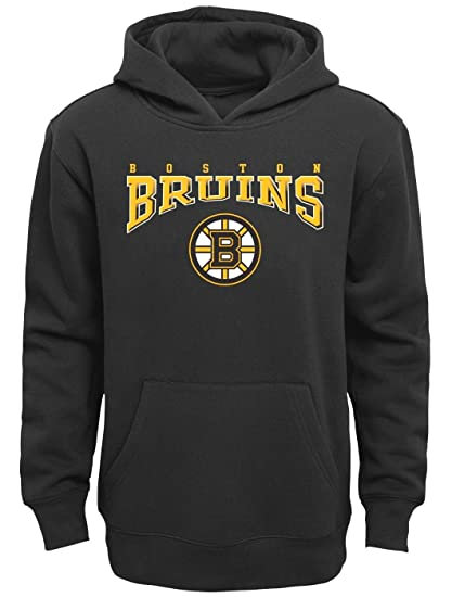 Image Unavailable. Image not available for. Color  Outerstuff Boston Bruins  Youth NHL Fadeout Pullover Hooded Sweatshirt 39981c8b3
