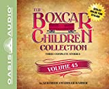 The Boxcar Children Collection Volume 45: The Mystery of the Stolen Snowboard, The Mystery of the Wild West Bandit, The Mystery of the Soccer Snitch