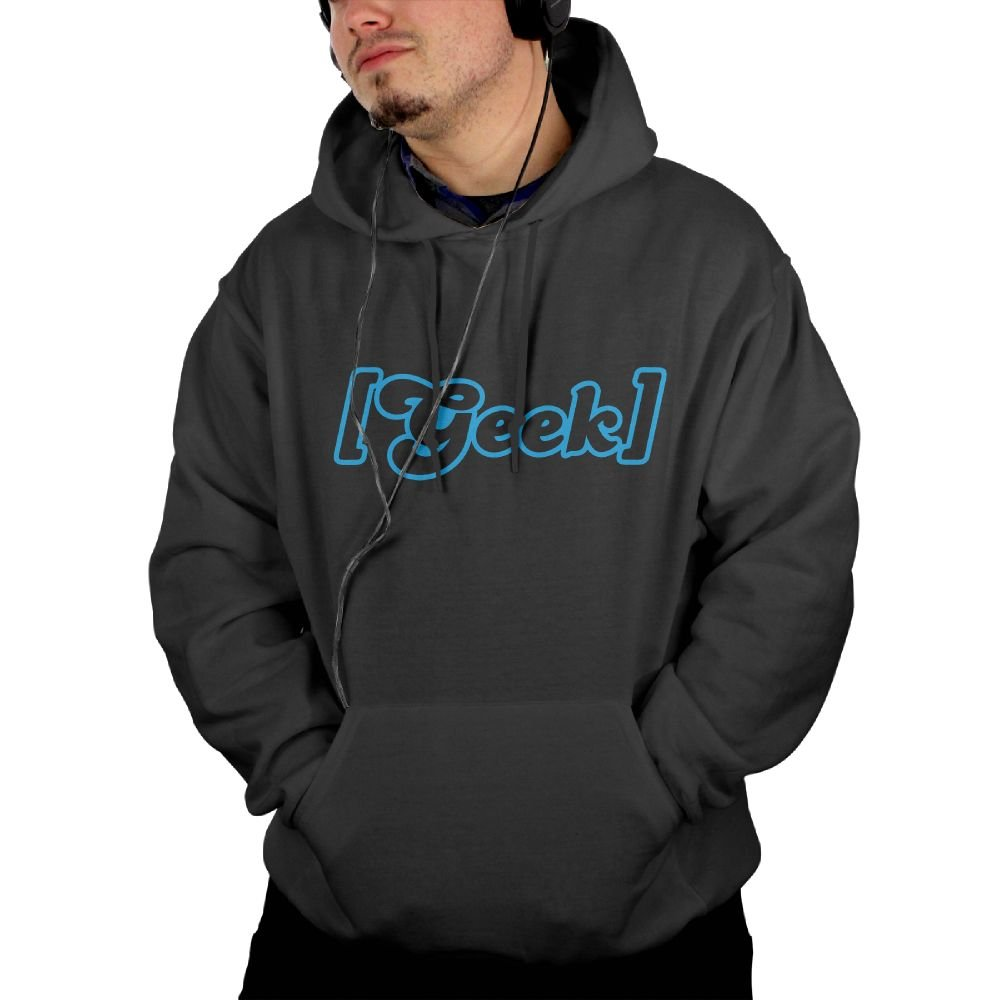 Mens Printing Theme Hoodies With Pocket