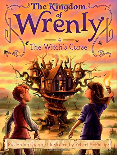 The Witch's Curse (The Kingdom of Wrenly) by Little Simon
