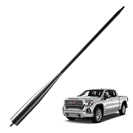 3.2 Inches CravenSpeed Stubby Antenna Replacement for The Ford F-150 2009-2019