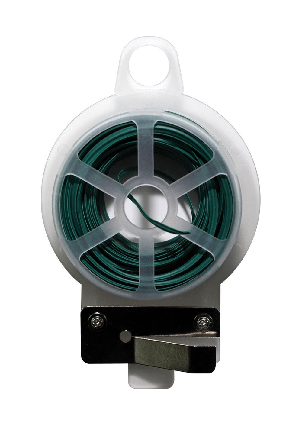 Nicks Choice Green Wire Twist Garland Tie in Dispenser Dyno Seasonal Solutions St 24-Feet