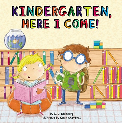 Children Come Frame - Kindergarten, Here I Come!