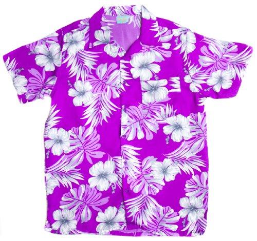 ragstock-mens-shadowed-tropical-hawaiian-flower-print-aloha-shirt-purple-large