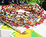 Eyourlife 20pcs Artificial Pip Berries Vine Garland Home Wall Party Wedding Decor White