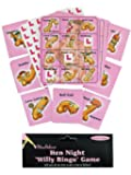 Hen Party 'Willy Bingo' Game – Perfect For Hen Party's