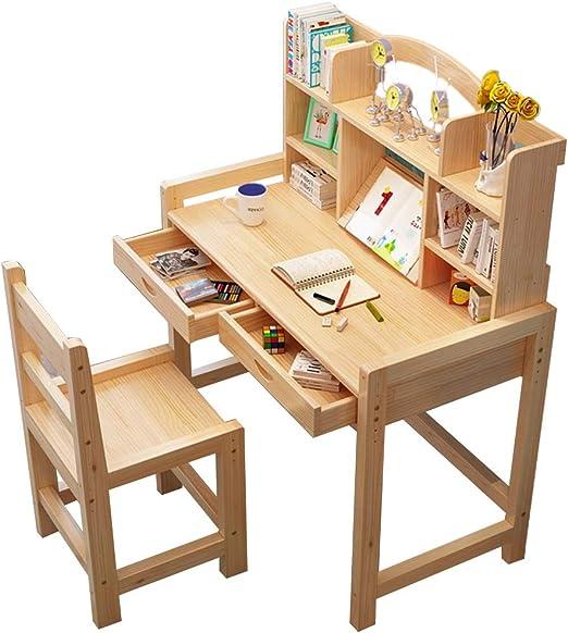 Mesas para ordenador Escritorios Conjunto De Mesa Y Silla Conjunto ...