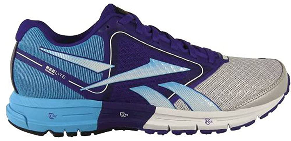 Reebok Womens Running Shoes Size 6 5 M V52516 One Guide Violet Synthetic