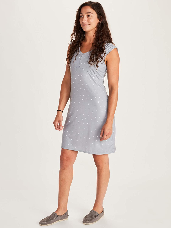Protecci/ón UV Mujer Transpirable Secado R/ápido con Tirantes Marmot Wms Annabelle Dress Vestido Largo