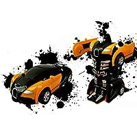 Petit robot de voiture