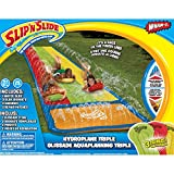 Wham-O's Hydroplane Triple XL 3-Lane 'Slip 'N Slide' Water Slide