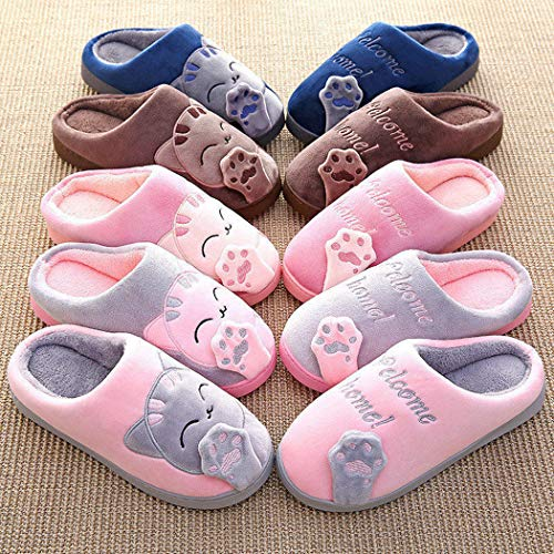 Nikimi Dames Terlik Rose Intérieur De Maison Chaud Mariage Air Chaussures Pantoufles Diapositives Plein Femelle Pointu Hiver Toe Simple Fourrure mwO0PNy8vn