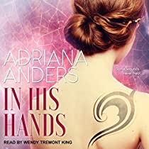 IN HIS HANDS: BLANK CANVAS, BOOK 3