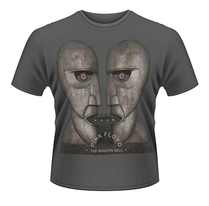 Pink Floyd The Division Bell Dave Gilmour Rock Official Tee T-Shirt Mens Unisex (