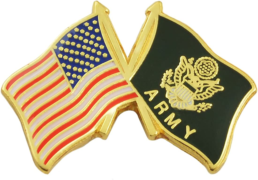 Army  Pin Army Flag Lapel Pin