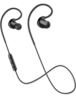 Bluetooth Headphones, Tribit XSport Fly Wireless Earphones with Built-in Mic, IPX7 Waterproof