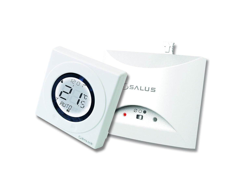 Salus ST620VBC - Thermostat de chaudière avec commande à radiofréquence ST620WBC