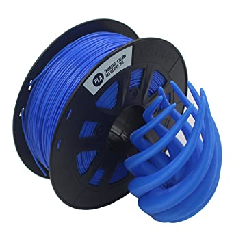 Pla Fluorescent Blue 3d Printer Filament Trend Mark Go 3d