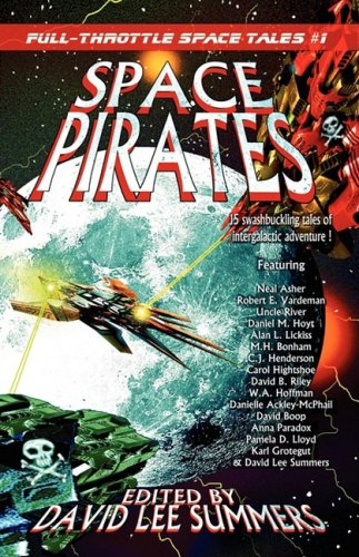 Download Space Pirates: Full-Throttle Space Tales #1 PDF
