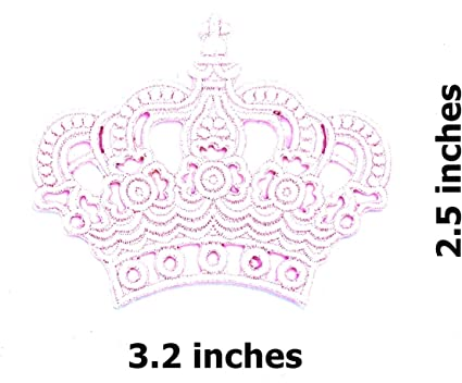 Amazon Com Pink Crown Beautiful Crown For Princess Queen Cartoon Children Kid Patch Clothes Bag T Shirt Jeans Biker Badge Applique Iron On Sew On Patch Arts Crafts Sewing Crown illustration, crown infant boy , pretty pink crown transparent background png clipart. amazon com pink crown beautiful crown