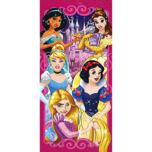 Disney Ladies of 5 Realms Princess Towel
