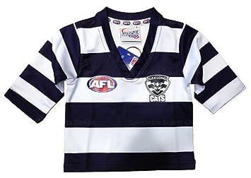 fba40ff02d3 Geelong Cats AFL Footy Longsleeve Baby Toddlers Footy Jumper ...