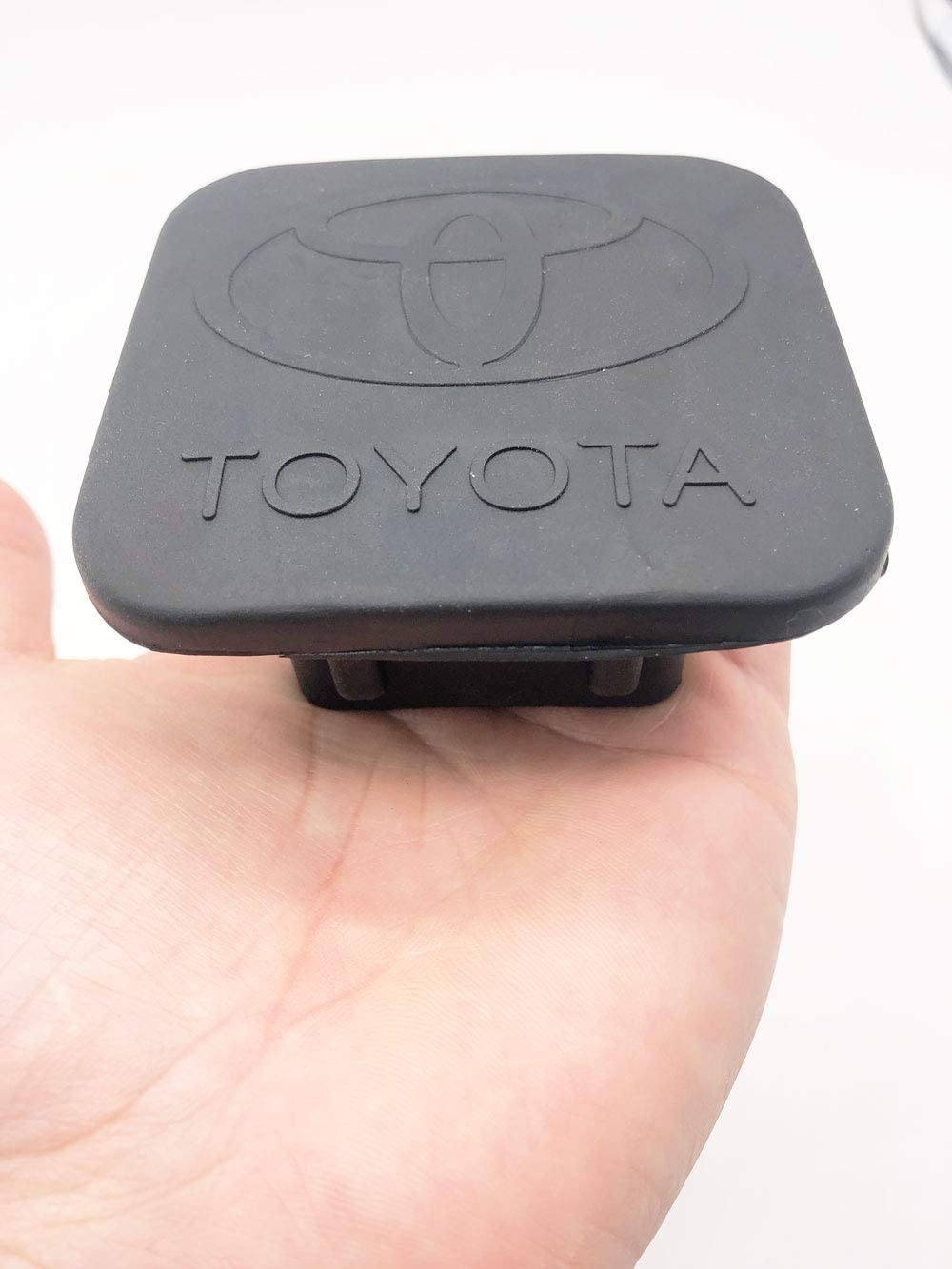 fit Honda I life Trailer Hitch Tube Cover Plug Cap for Honda,Rubber Receiver Tube Hitch Plug,Trailer Hitch Cover