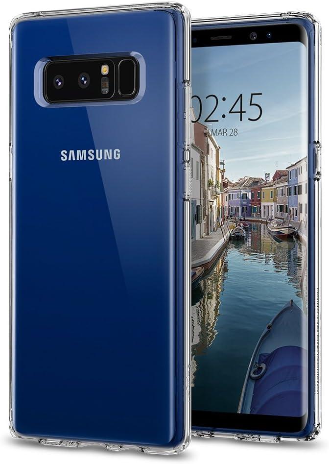 Spigen Funda Ultra Hybrid Compatible con Samsung Galaxy Note 8 ...