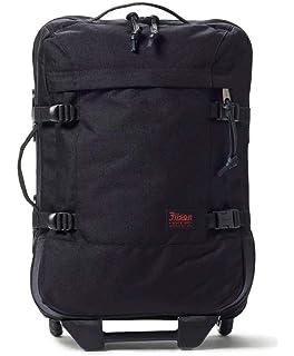 7f4492e2237 Amazon.com | Filson Medium Rugged Twill Rolling Carry-On Bag, Tan ...