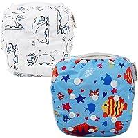 JT-Amigo Pañal Bañador Reutilizable Para Bebé (Pack