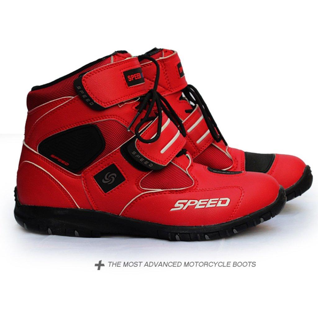 Baoblaze 1 Par de Zapatos de Tobillo Corto Suministros de Deportes Multiusos Regalo de Futb/ól Motocicleta