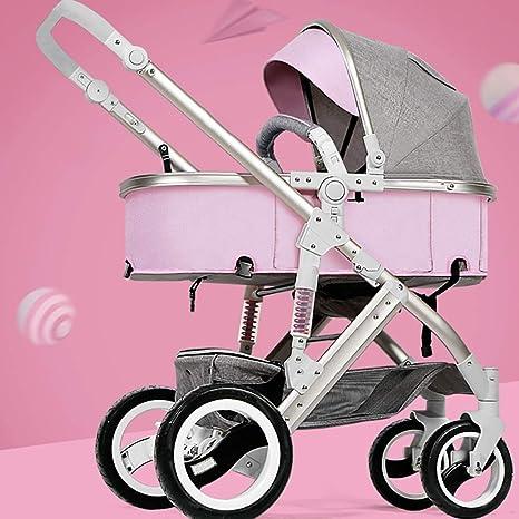 Plegable Compacto Cochecitos, Infantil Carro del bebé Cómoda ...