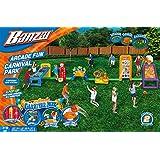 Banzai Carnival Arcade Play Park Inflatable Playset