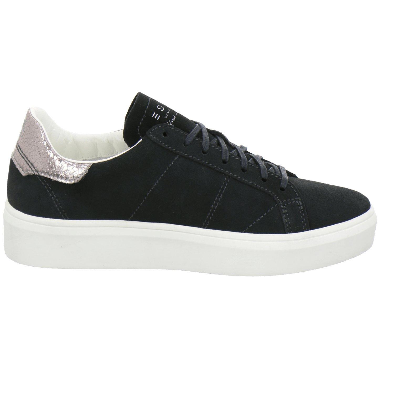 ESPRIT Damen Elda Elda Damen Lu Sneaker Schwarz 5fd9e8