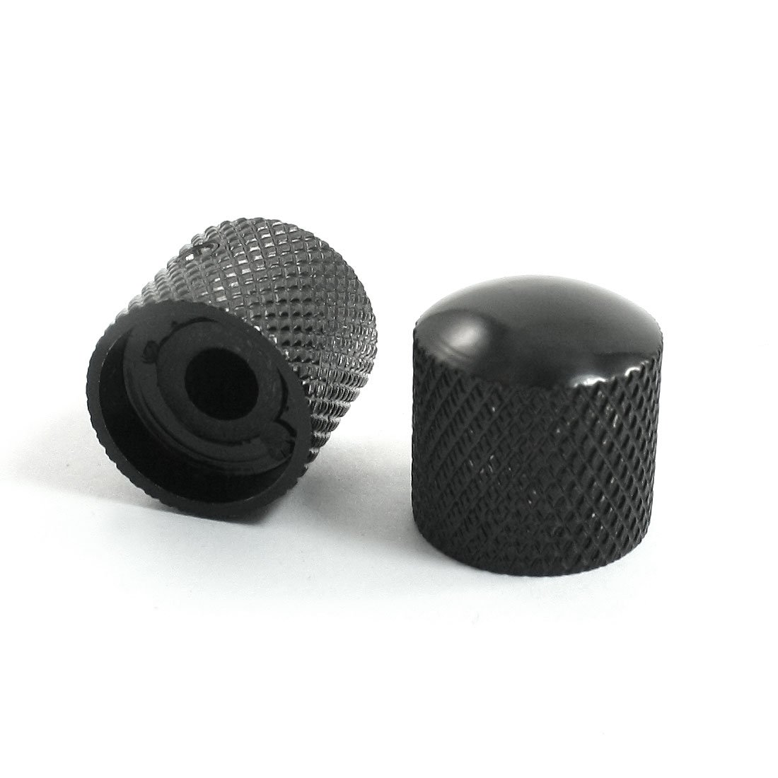 uxcell2x Metal Dome Tone Guitar Bass Control Knob Wrench for Fender Tele a14012100ux0246