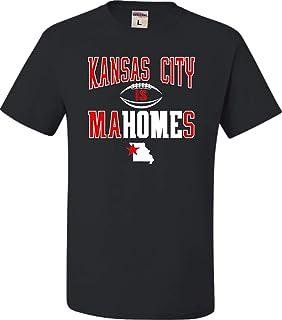 479dcc2fdcd Amazon.com: WB SHIRTS RED Kansas City Mahomes Hill 18